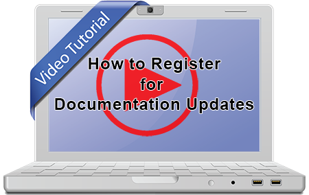 Watch a video on how to set up your Document Update Service