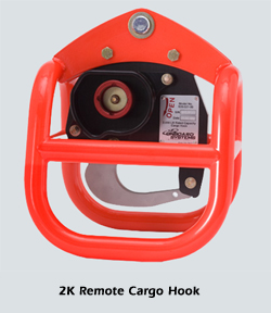 2K Remote Cargo Hook kit from Onboard Systems