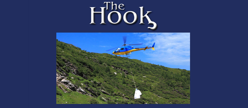 The Hook newsletter