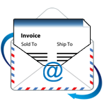Sign Up for Convenient Email Invoices