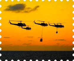 Helicopter Caravan